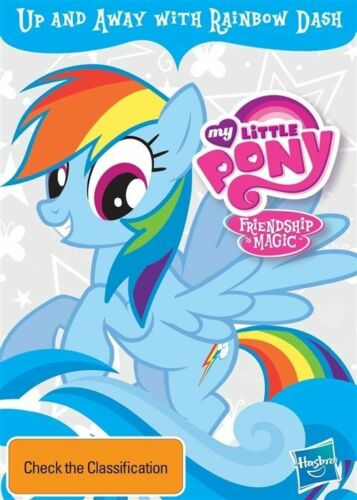 1 of 1 - My Little Pony - Up And Away With Rainbow Dash Brand new sealed instock!