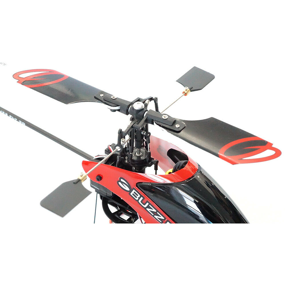 Buzz Fly 3d (Walkera 4g3) 4g3) 4g3) Sub Micro RC Helicopter Brushless RTF with Case 9352de