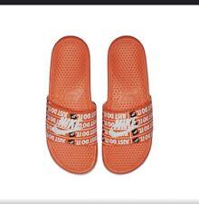 Slides Sandals Orange 631261-800 Cone