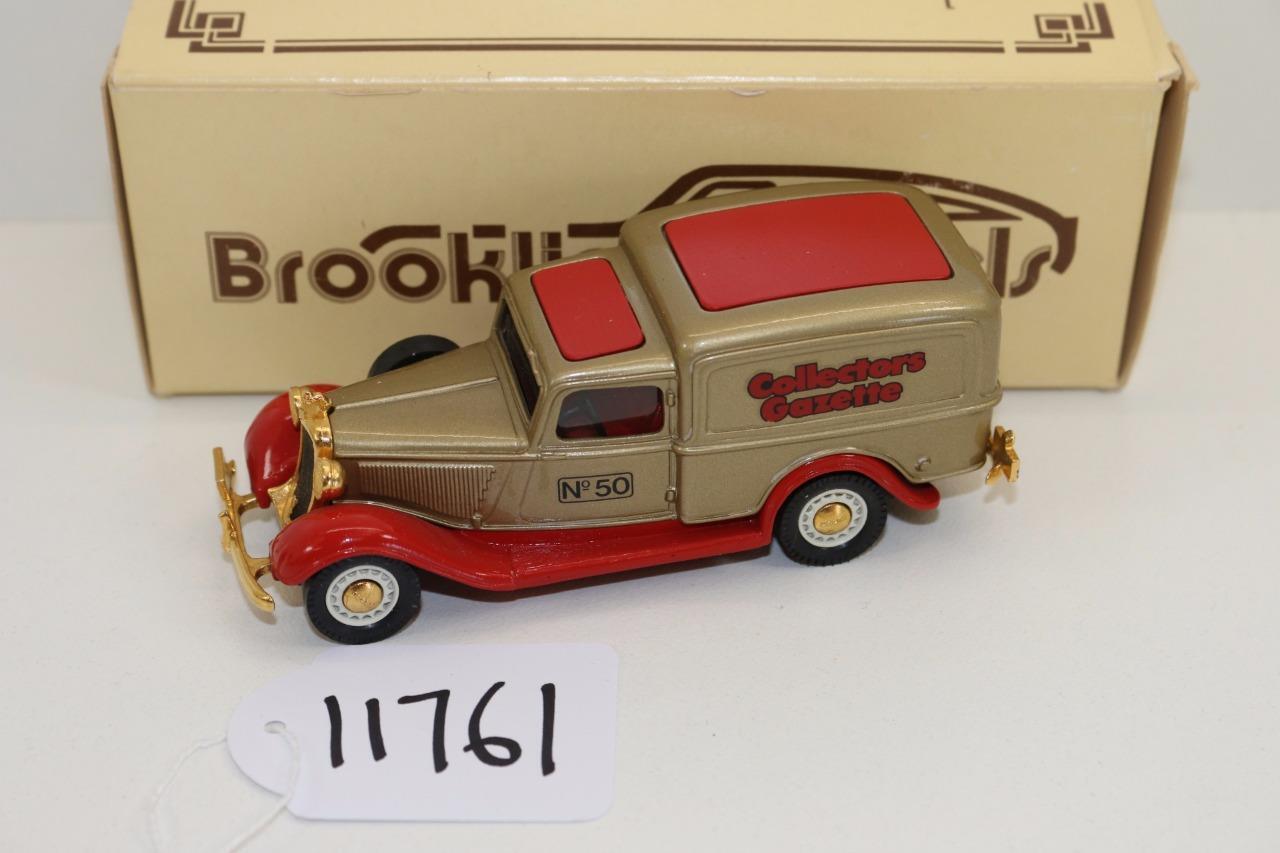 Brooklin Models  Dodge Delivery Van Collectors Gazette  BRK16 FNQhobbys (11761)