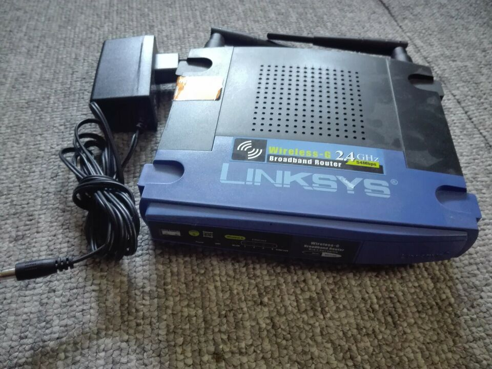 Router, Linksys