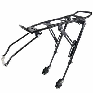 Portaequipajes-metalico-trasero-de-bicicleta-con-palanca-y-doble-fijacion