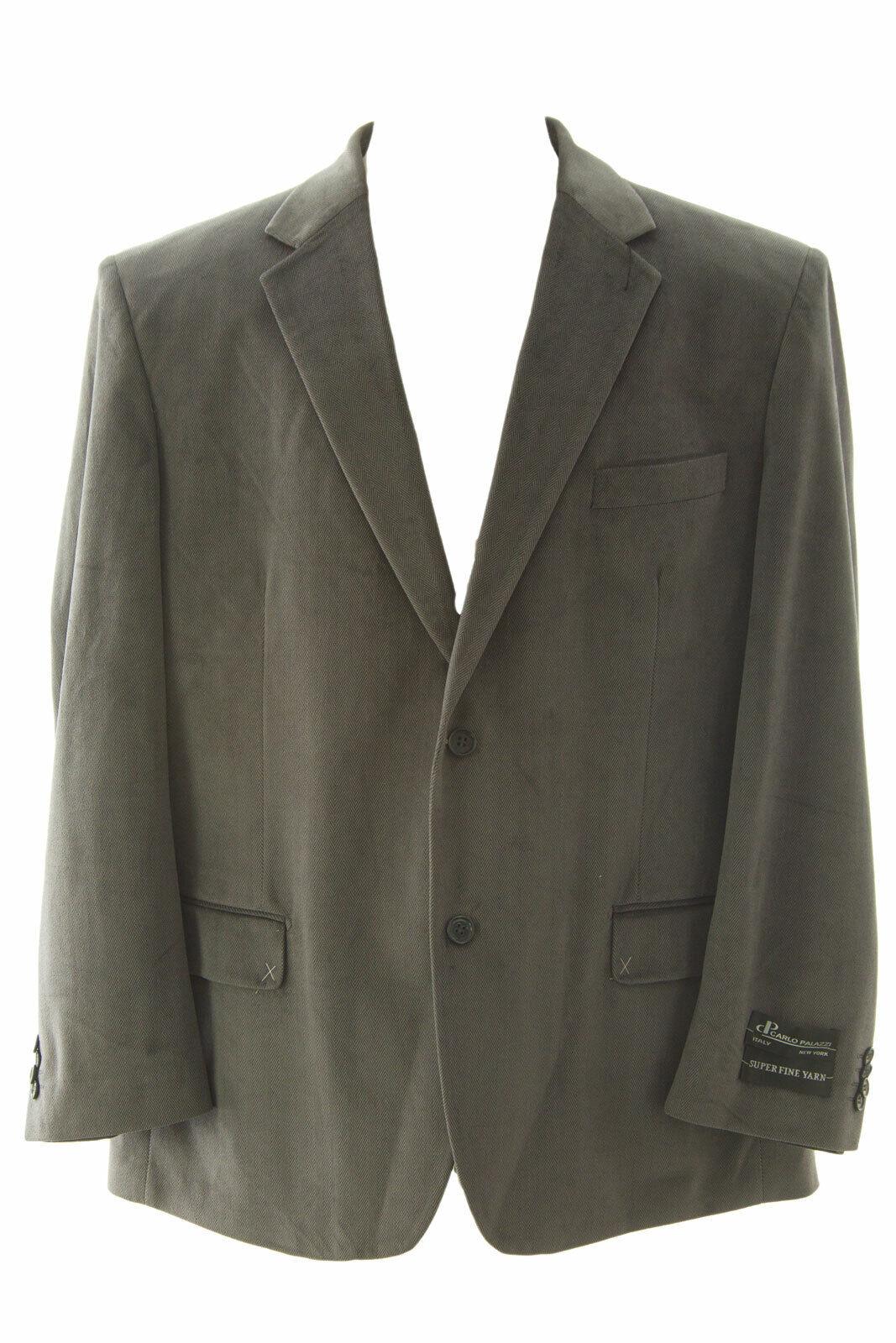 Carlo Palazzi Herren Grau Pfeil Muster Zwei Knöpfe Blazer Sportscoat Nwt     | Förderung  | Um Eine Hohe Bewunderung Gewinnen Und Ist Weit Verbreitet Trusted In-und   | Zart