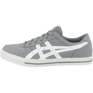 brand new 3c8e0 94bcc Details zu Asics Onitsuka Tiger Aaron Schuhe Sport Freizeit Sneaker stone  grey HN528-1101