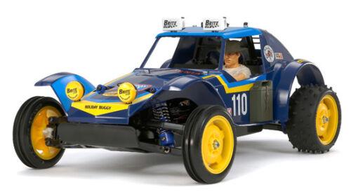 Tamiya 58470 The Holiday Buggy Radio Control RC Kit CAR WITHOUT ESC