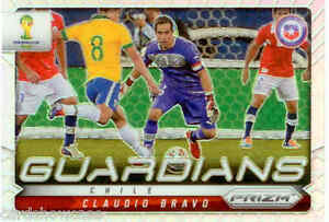 2014-World-Cup-Prizm-Refractors-Guardians-No-7-CLAUDIO-BRAVO-CHILE