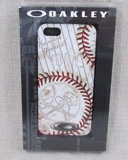 OAKLEY New York Yankees MLB Baseball Stitch iPhone 5 Case NEW IN PACKAGE NIP