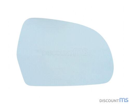 Vidrio pulido derecha azul convexo calefactable para skoda superb II 3t4 08-15