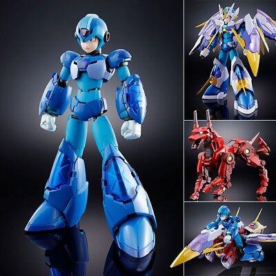 Kanetake Ebikawa MEGAMAN X USA SHIP Bandai Chogokin Megaman X Giga Armor X Ver