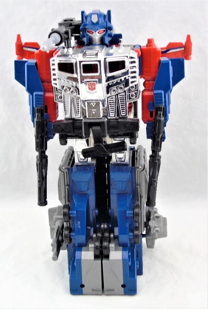 Transformers Hasbro TRU Reissue Poweermaster Optimus Prime Complete