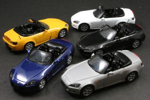 EBBRO 1:43 SCALE HONDA S2000 AP1 DIE CAST MODEL SPORT CAR