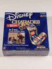 NEW 2001 Disney 3 - Stage Charades Game Mattel Sealed - Electronic Musical Timer