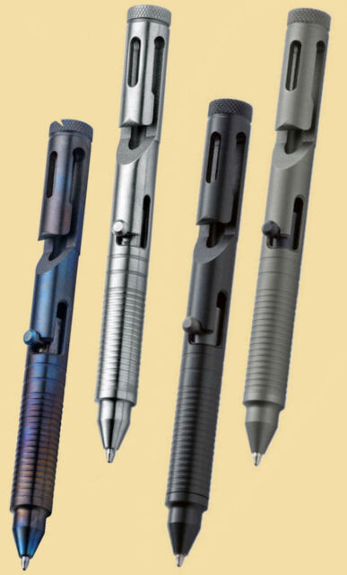 Böker Plus - Tactical Defense Multi Penna - Penna Sfera Kubotan a Scelta Nuovo