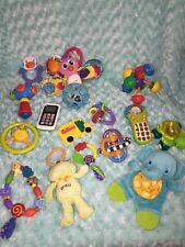 Developmental Baby Toddler Toys Vtech LAMAZE PEACOCK Fisher Price LEAP FROG