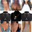 Women-Bib-Multi-Layer-Chain-Choker-Long-Statement-Pendant-Jewelry-Necklace-Gift