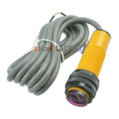 E18-D50NK NPN Adjustable Infrared Reflectance Sensor Switch photoelectric sensor