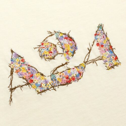 A24 Midsommar May Queen Embroidered Floral Logo Tee Size S M L XL XXL 2XL Shirt