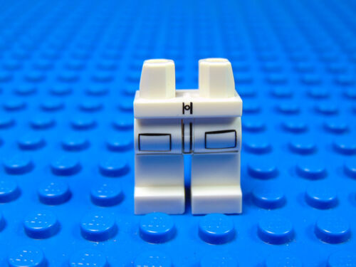 LEGO-MINIFIGURES SERIES 11 X 1 LEGS FOR THE SCIENTIST FIGURE SERIES 11 PARTS