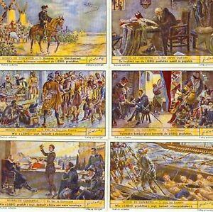LIEBIG : S_1468 : 'Miguel De Cervantes