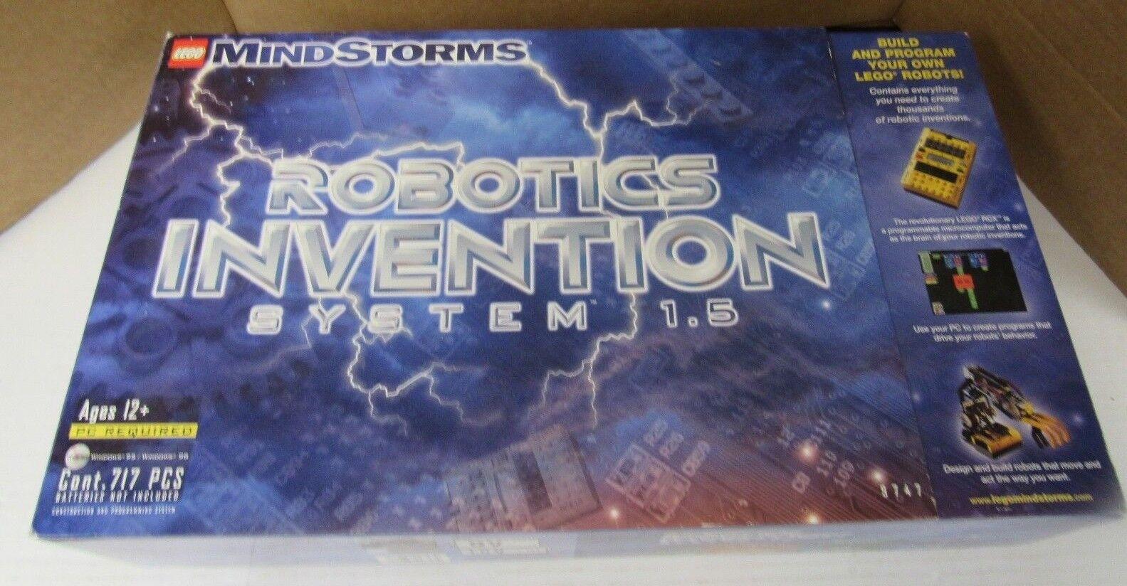 LEGO MINDSTORMS 9747 ROBOTICS SYSTEM SYSTEM SYSTEM 1.5 [55C] 6bfc72