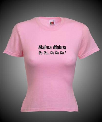 MAHNA MAHNA MA NA MANA SIMON MAYO MUPPET SHOW CHILDRENS BOYS GIRLS KIDS T-SHIRT