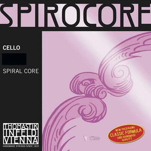 Spirocore Cello C Cadena 4 4 Tungsteno Calibrador de de de espesor 381bfc