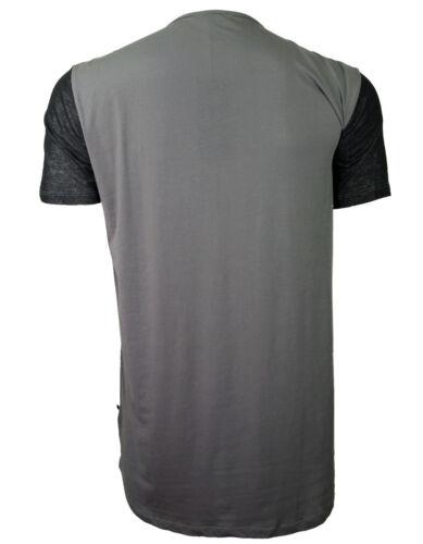 rocker print regular fit tee dark grey Costume National C/'N/'C