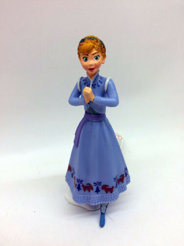 Bullyland Reine Disney Olaf/'s Frozen Anna Elsa Olaf Jeu personnage comicwelt