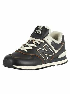 new balance hommes 574 noir