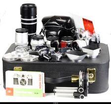 Contarex  Bullseye  21mm 35mm 50mm 85mm 135mm 250mm Set Mint
