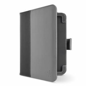 Belkin-Classic-Tab-Cover-Folio-Case-for-Kindle-Fire-Kindle-Fire-HD-7-034-Grey