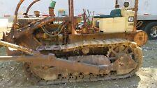 Caterpillar Diesel Bulldozer D4d Winch 10 Foot Blade