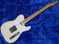 Fender Japan Telecaster STD ? TL O serial White 150130