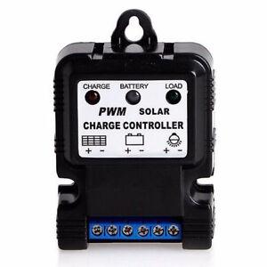 12V-6V 10A Pwm Contrôleur de Charge - Solaire - Wind - Compact - Facile à Gu3zSY0s-07134742-101389227