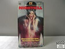 Nightkill (1980, VHS 1987) Jaclyn Smith, Mike Connors