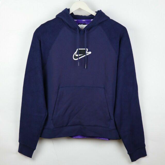 Nike Sportswear NSW Fleece Purple Pullover Hoodie BV4601-498 Size MEDIUM NEW *