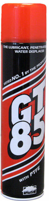 gt85 Spray lubrificante con ptfe 400ml