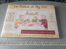 Bambola My Doll Originale - Serie Fiabe -Una Giornata Con I Nonni