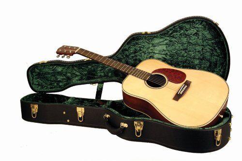 Dreadnaught Größe Acoustic Guitar Hard Case, dreadnought hardshell hard case