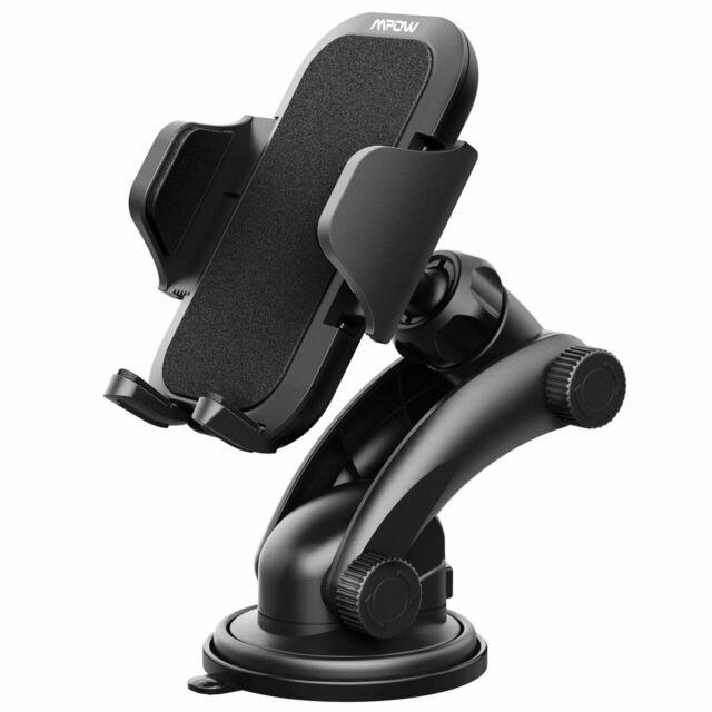 Car Phone mount Mpow Phone holder 360 Degree Rotation Universal Adjustable Da...