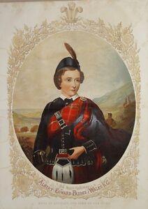 King-King-Eduard-Edward-VII-England-Scotland-Scotland-Kilt-Prince-of-Wales