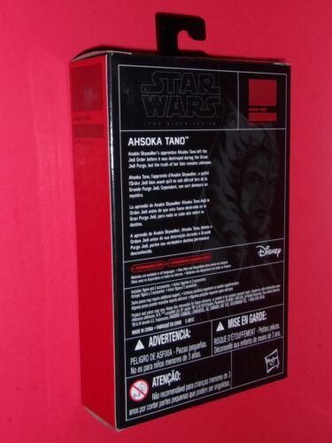 Star Wars Black Series  Tech Rose Ahsoko Tano Admiral Ackbar Jyn Erso 4 differen