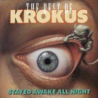 Krokus - Stayed Awake All Night: Best Of Krokus [new Cd] on Sale