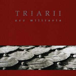 TRIARII-Ars-Militaria-CD-TriORE-Ordo-Rosarius-Equilibrio-Karjalan-Sissit-Arditi