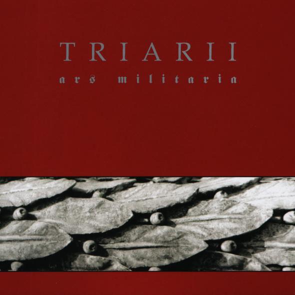TRIARII Ars Militaria CD  TriORE Ordo Rosarius Equilibrio Karjalan Sissit Arditi