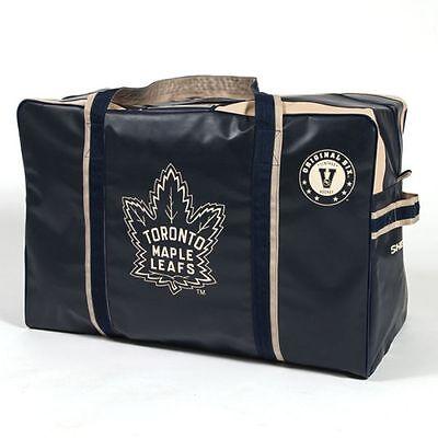 Toronto Maple Leafs Original Six Vintage Logo HOCKEY EQUIPMENT BAG Sher-Wood NEW