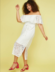 Lane-Bryant-Lace-Off-Shoulder-Fit-Flare-Dress-14-16-18-20-22-24-26-28-1x-2x-3x
