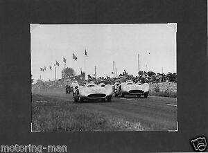 JUAN-FANGIO-KARL-KLING-MERCEDES-W196-F1-FRENCH-GP-REIMS-1954-PERIOD-PHOTOGRAPH