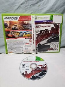 Need For Speed Most Wanted (Microsoft Xbox 360, 2012)