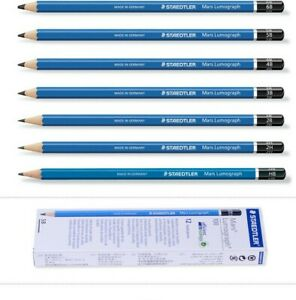 art drawing pencil hardness scale